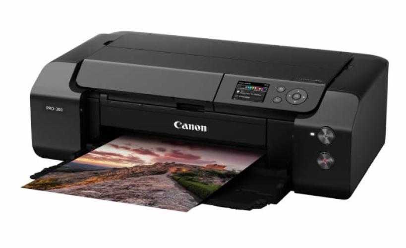 Canon ImagePROGRAF PRO-300 A3+ Drucker