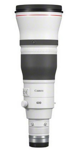 Canon RF 600mm/F4,0 L IS USM