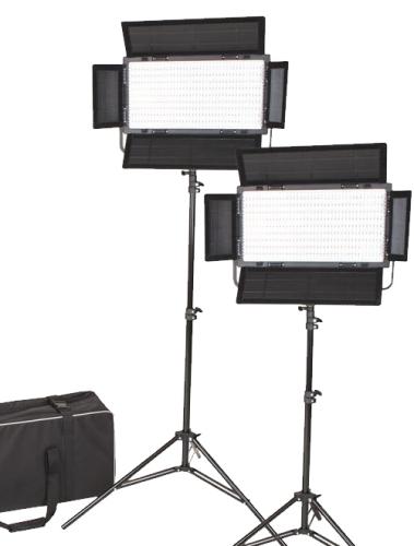 DÖRR LED DLP-820 Dauerlicht Set