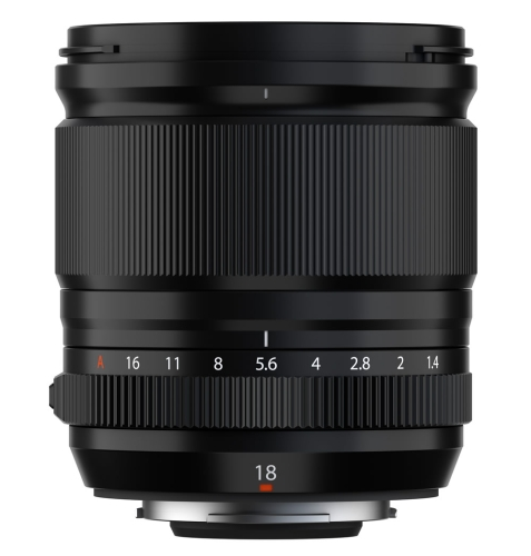 Fujifilm XF 18mm/F1,4 R LM WR