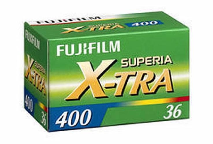 Fujifilm X-TRA 400 Kleinbildfilm