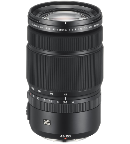Fujifilm GF 45-100mm/F4 R LM OIS WR