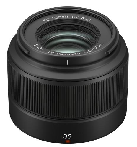Fujifilm XC 35mm/F2