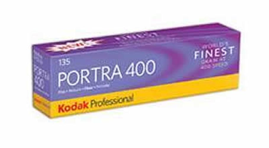 Kodak Portra 400 Kleinbildfilm