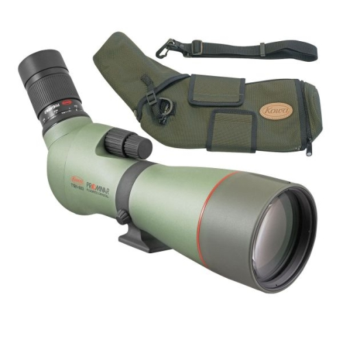 Kowa TSN-773 + TE-11WZ 25-60x Okular + Tasche *Kit