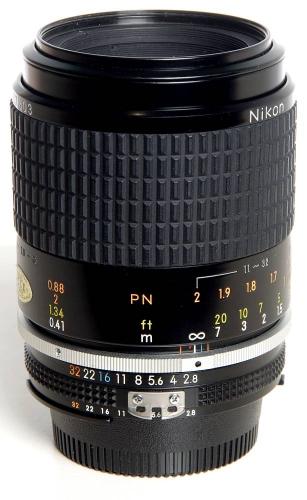 Nikon MF 105/2,8 Micro-Nikkor *gebraucht*