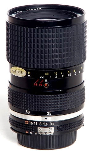 Nikon MF 35-70/3,5 A-IS *gebraucht*