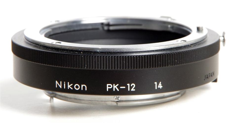 Nikon PK-12 Zwischenring *gebraucht*