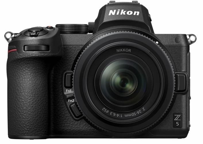 Nikon Z 5 Kit 24-50mm/4,0-6,3