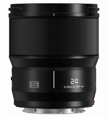 Panasonic Lumix S 24mm/F1,8