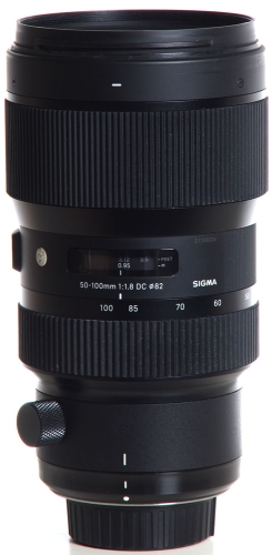 Sigma 50-100mm / 1,8 DC Art für Nikon *Gebraucht*
