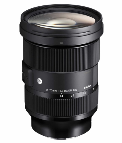 Sigma 24-70mm/F2,8 DG DN | Art