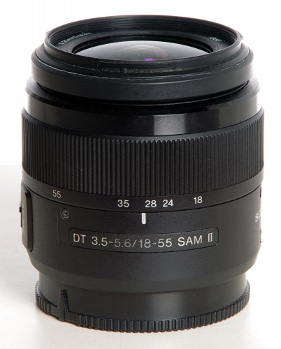 Sony SAL DT 18-55/3,5-5,6 SAM II *gebraucht*
