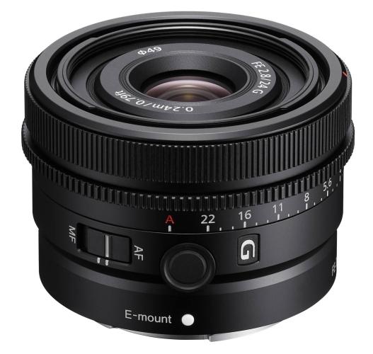 Sony SEL FE 24mm/F2,8 G