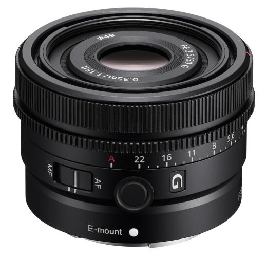Sony SEL FE 50mm/F2,5 G