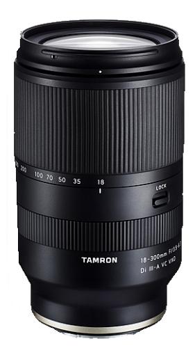 Tamron 18-300mm/F3,5-6,3 Di III-A VC VXD