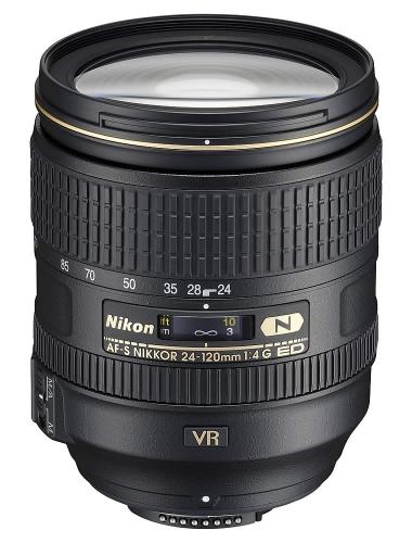Nikon AF-S 24-120/4,0 G ED VR **BULK