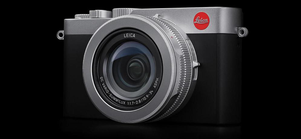 schwarz vom Leica Fachhändler Leica Handgriff für Leica D-LUX 7