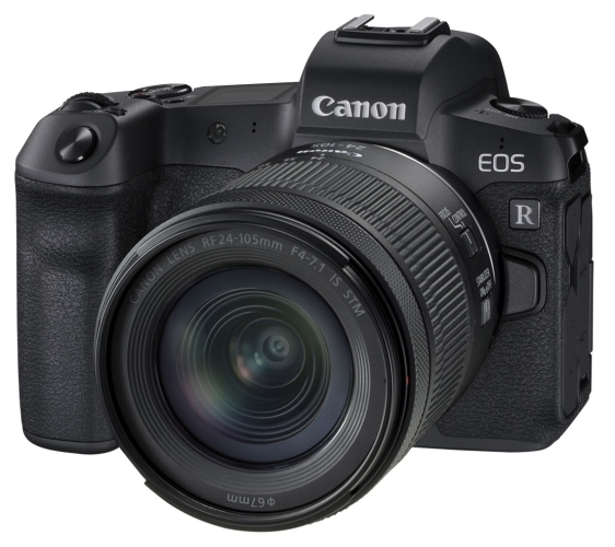 Canon EOS R Kit RF 24-105mm IS STM