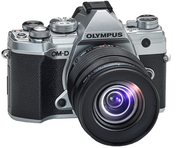 Olympus OM-D E-M5 Mark III + 12-45mm Pro Kit