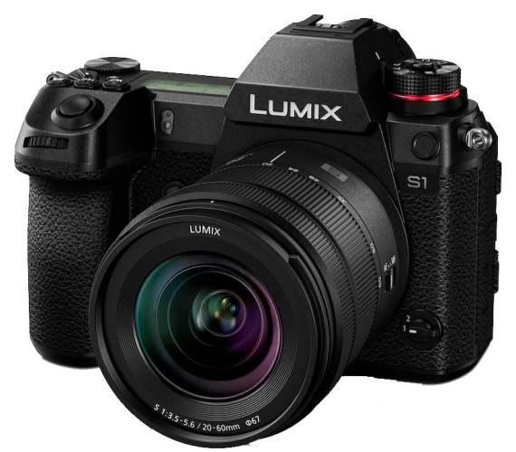 Panasonic Lumix DC-S1 Kit 20-60mm