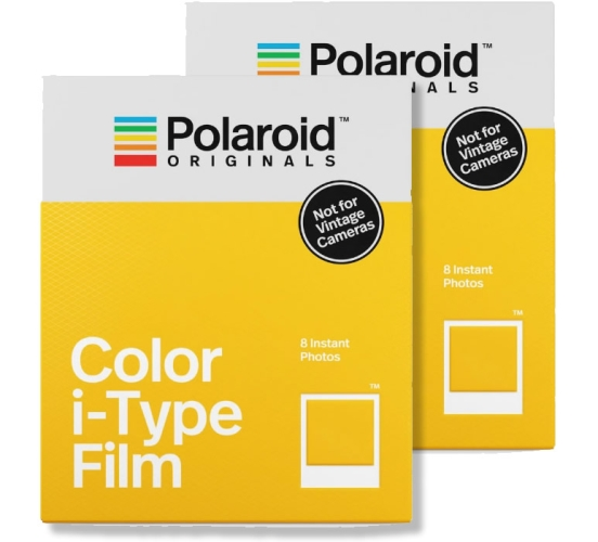 Polaroid i-Type Color Film 2er Pack