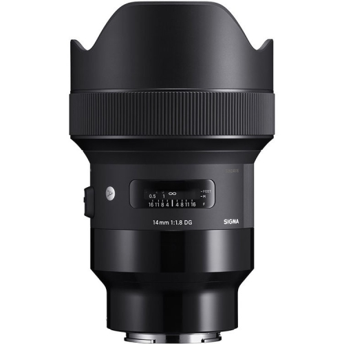 Sigma 14mm/F1,8 DG HSM | Art Sony E-Mount FE