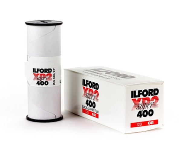 Ilford XP2 Rollfilm