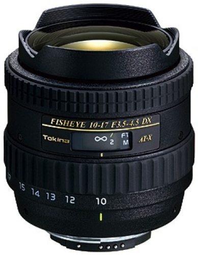 Tokina 10-17/3,5-4,5 AT-X DX
