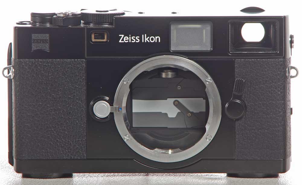 Zeiss ikon zm schwarz body gebraucht ihr fotospezialist in